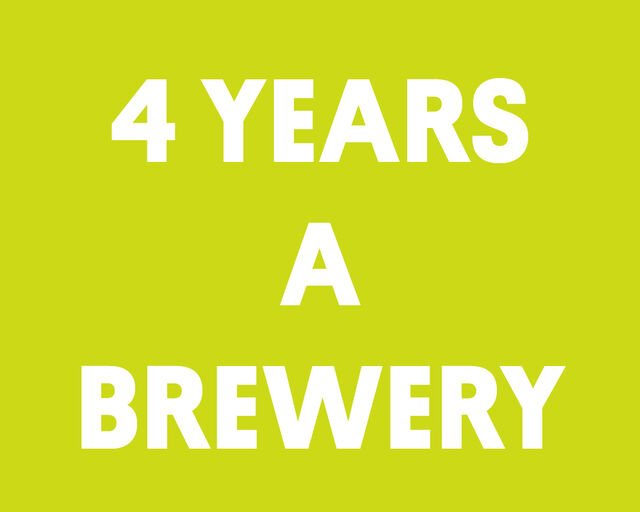 4Years A Brewery